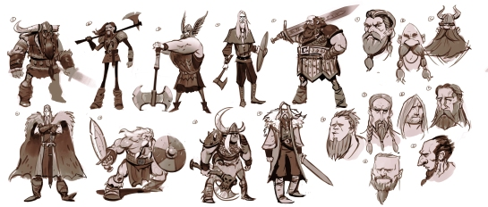 stylized_viking_roughs